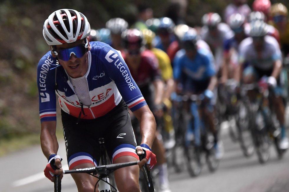 tour de francia fotogaleria: Las mejores imágenes de la sexta etapa del Tour de Francia