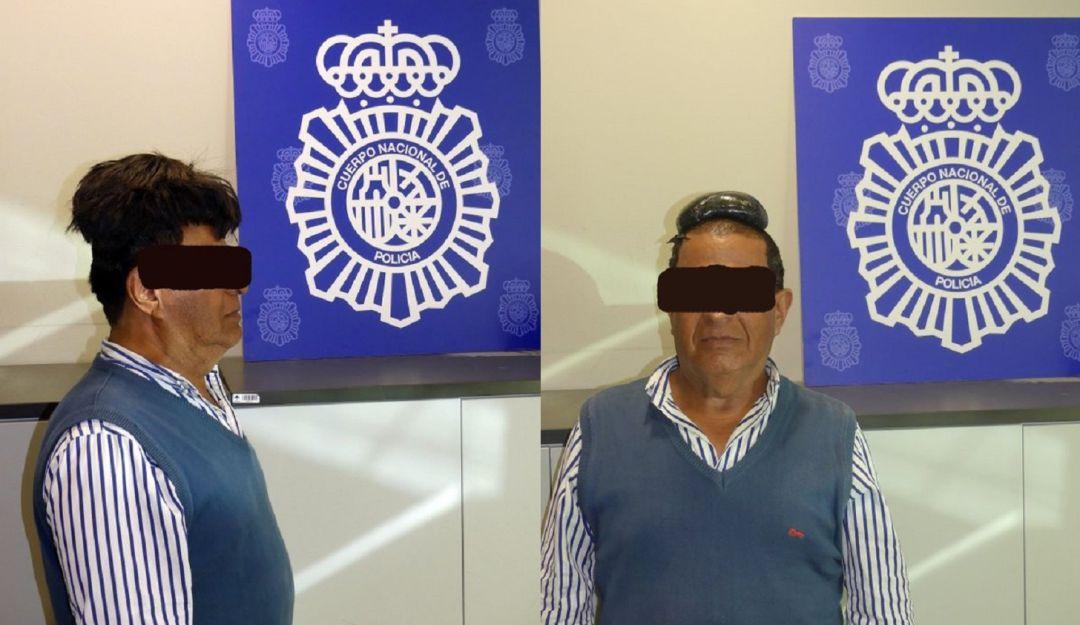 Hombre llevaba cocaína en una peluca: Detienen un colombiano en Barcelona con cocaína oculta en su peluquín
