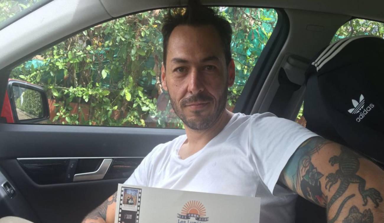 """Daniel Mendoza, escritor, periodista y criminólogo: Daniel Mendoza: """"El asesino serial es el grano en la cara de la sociedad""""   De Película   Caracol Radio"""