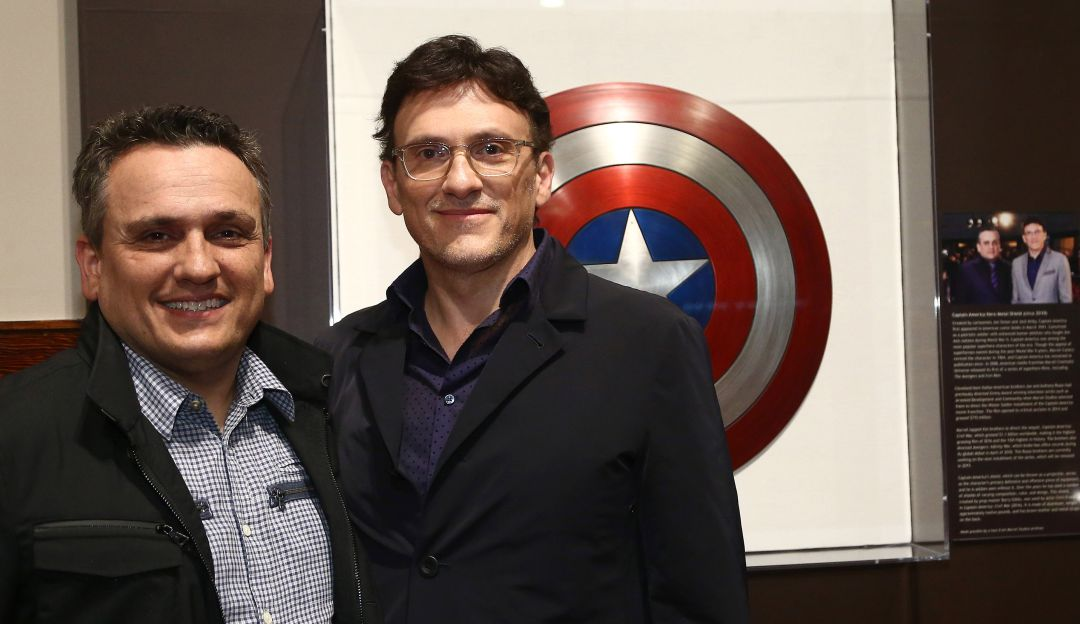Los hermanos Joe y Anthony Russo, directores de 'Avengers: End Game'.
