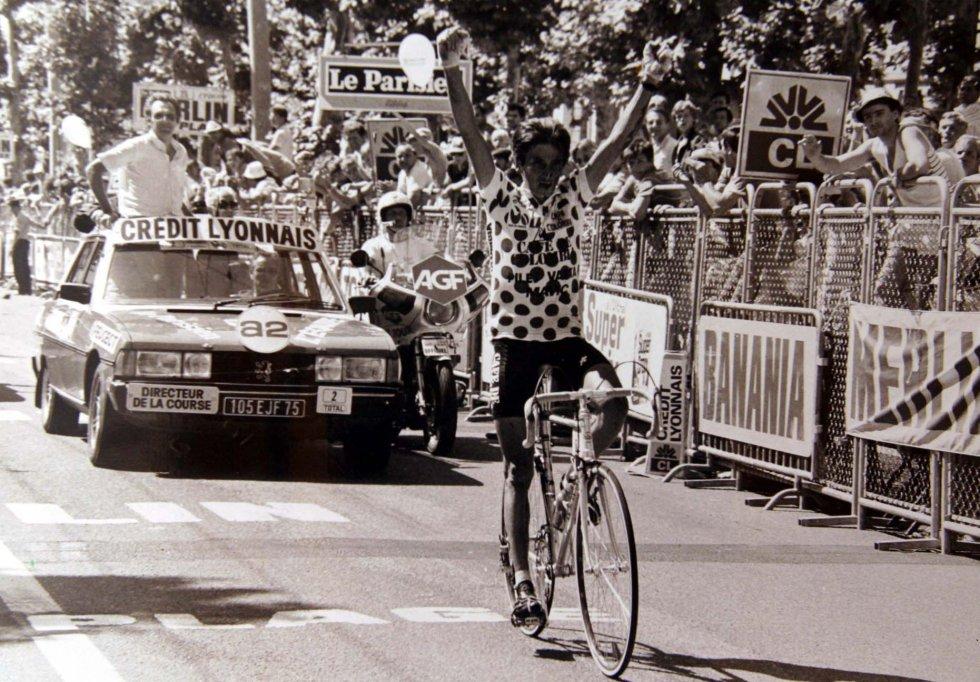 'Lucho' Herrera: 1985, etapa14