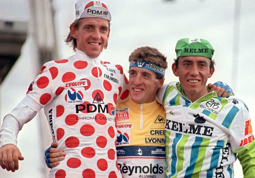Fabio Parra: 1988, etapa 11
