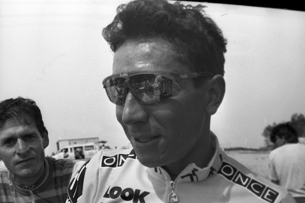 Oliverio Rincón: 1993, etapa 15