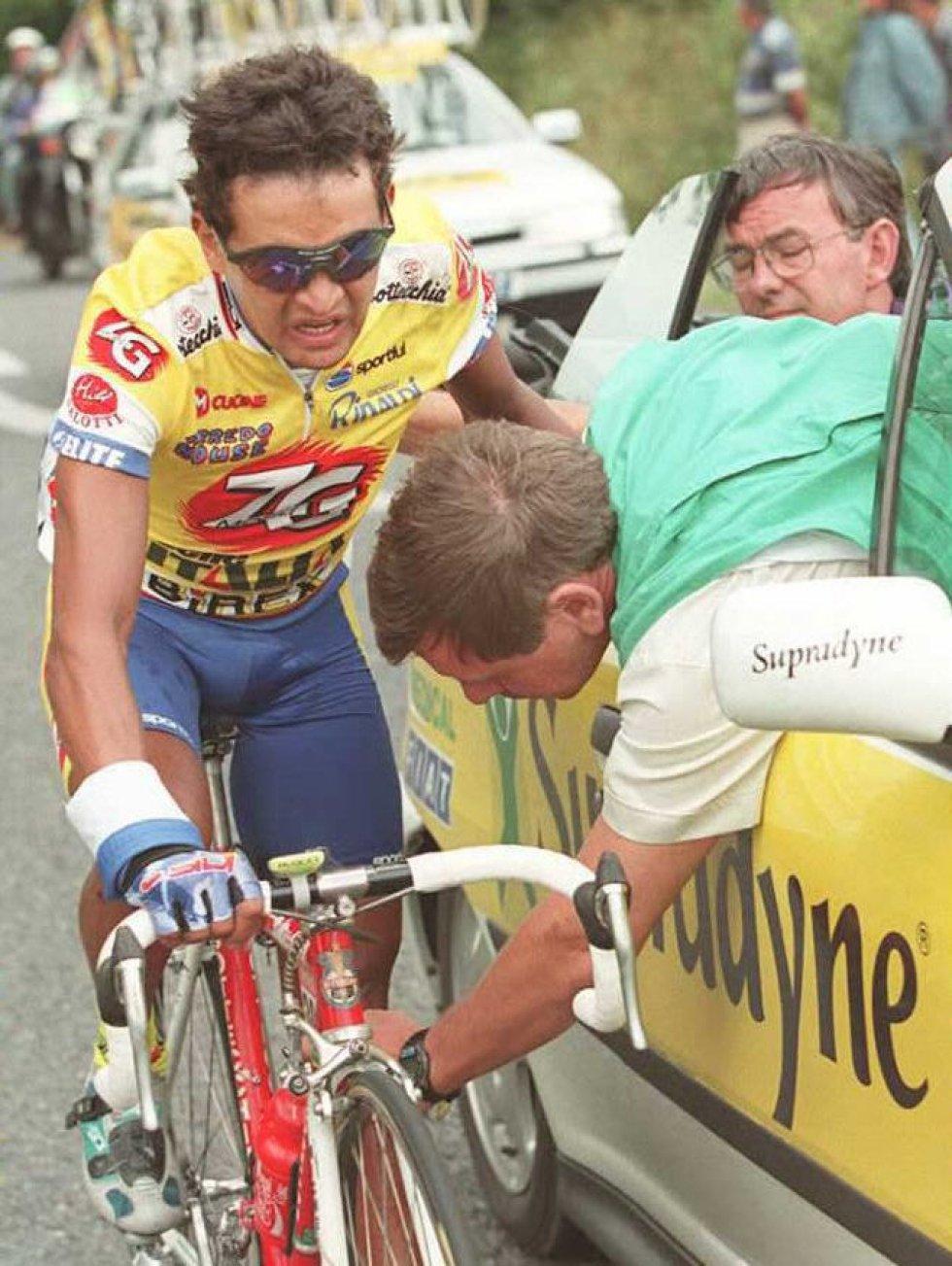 Nelson Rodríguez: 1994, etapa 17