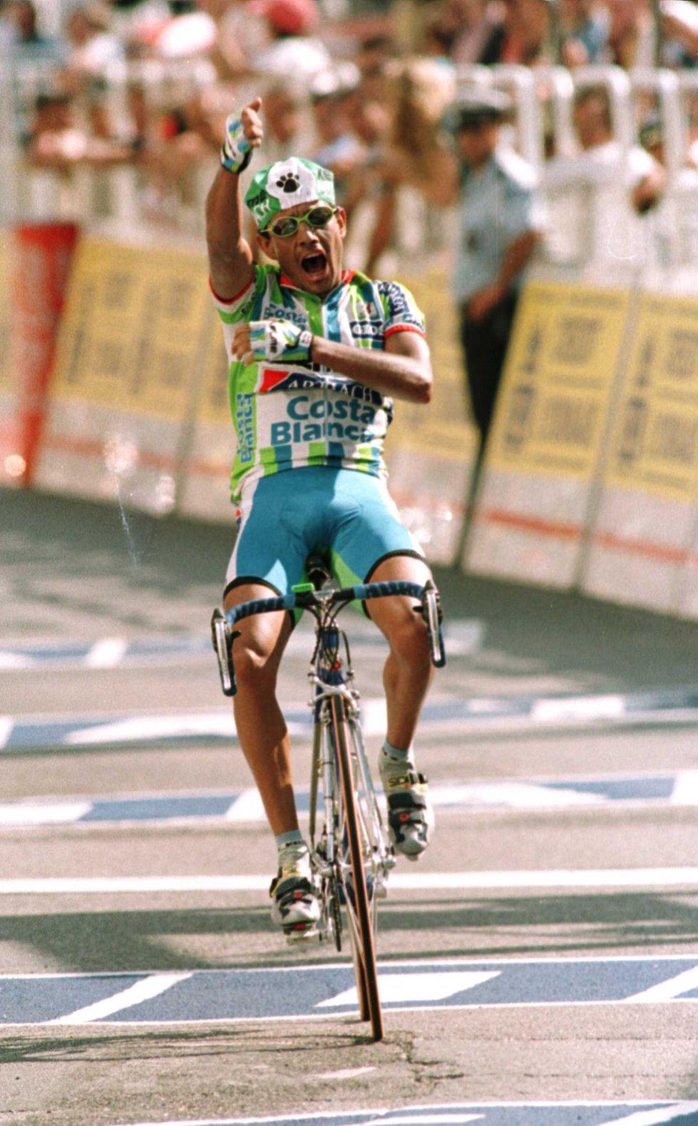 'Chepe' González: 1996, etapa 11