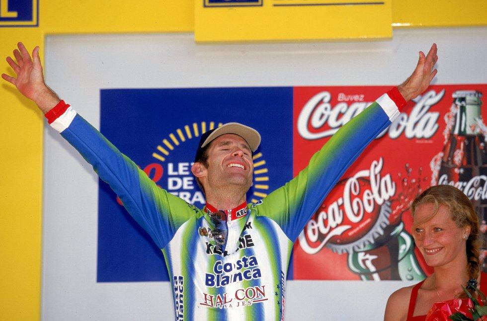 Santiago Botero: 2000, etapa 13