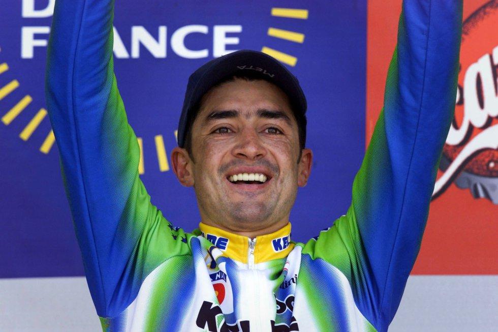 Félix Cárdenas: 2001, etapa 12