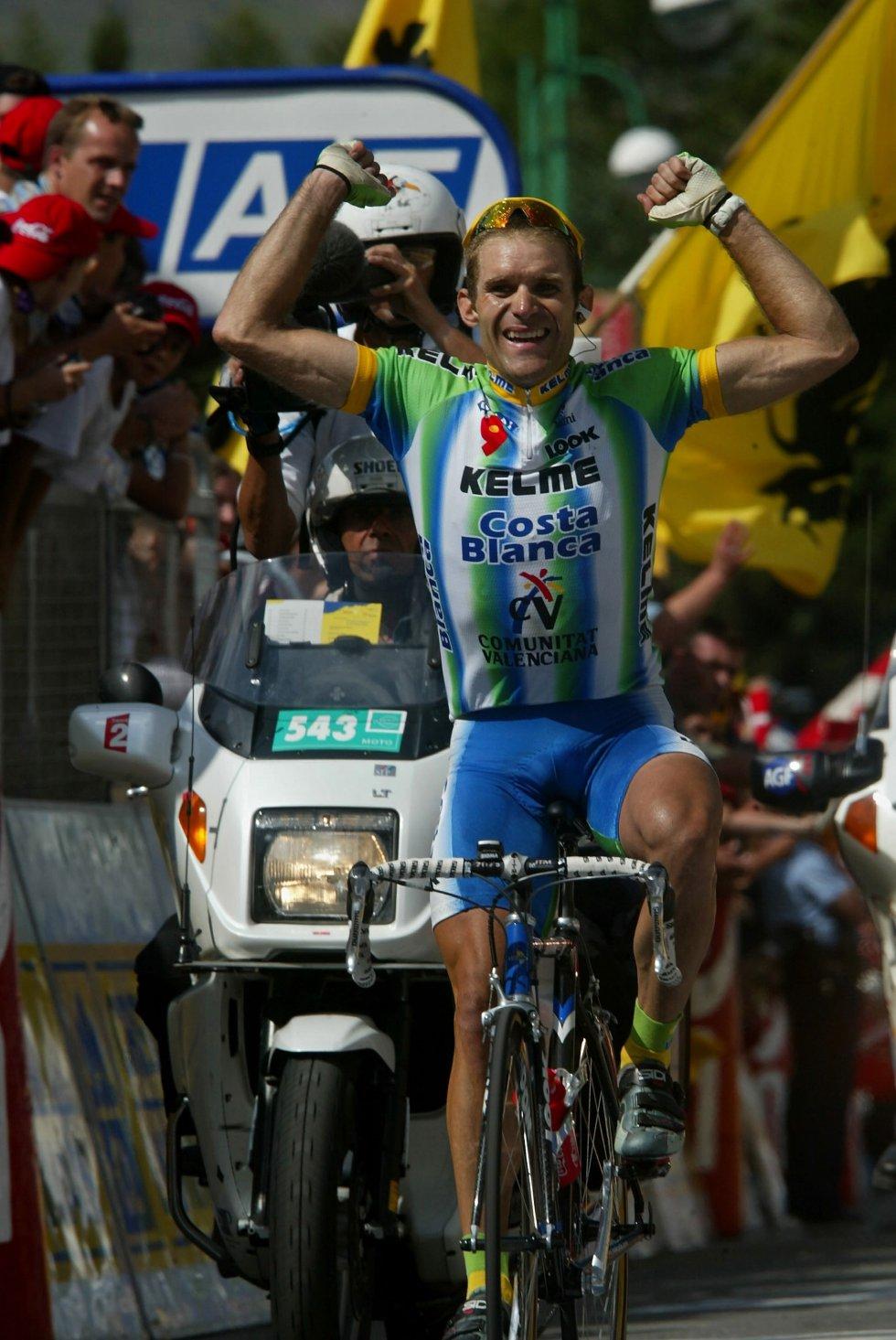 Santiago Boterro: 2002, etapa 15