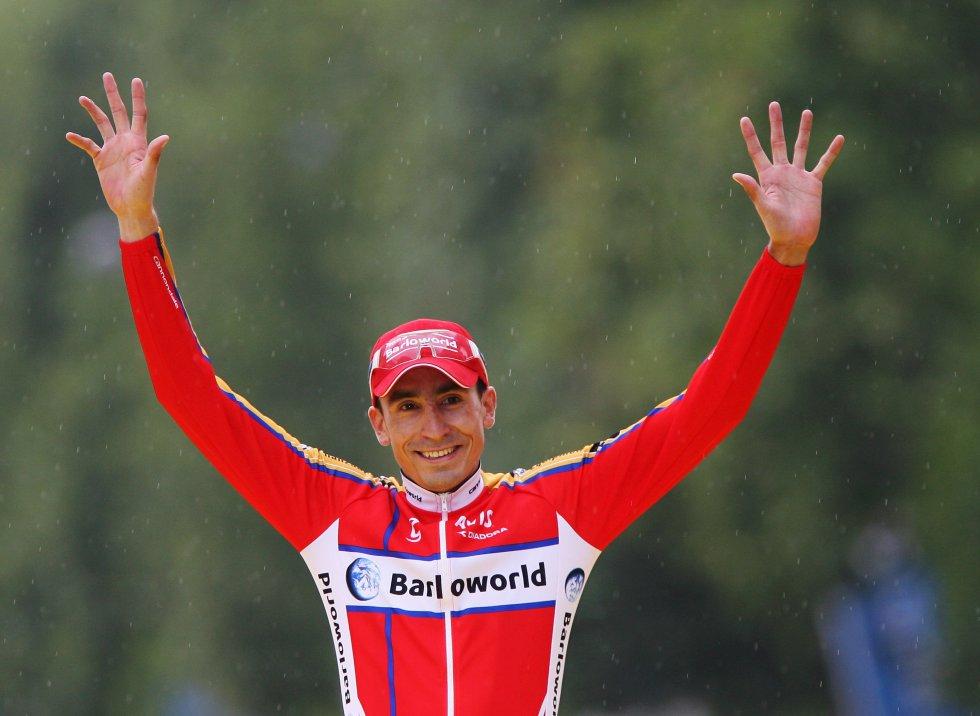 Mauricio Soler: 2007, etapa 9