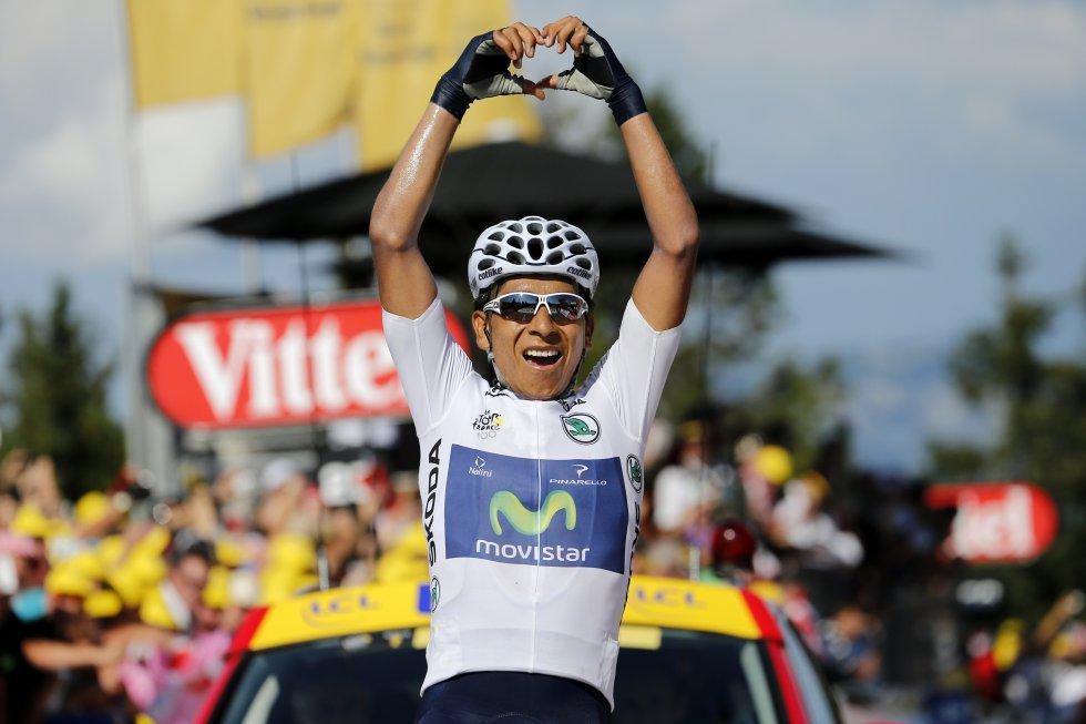 Nairo Quintana: 2013, etapa 20