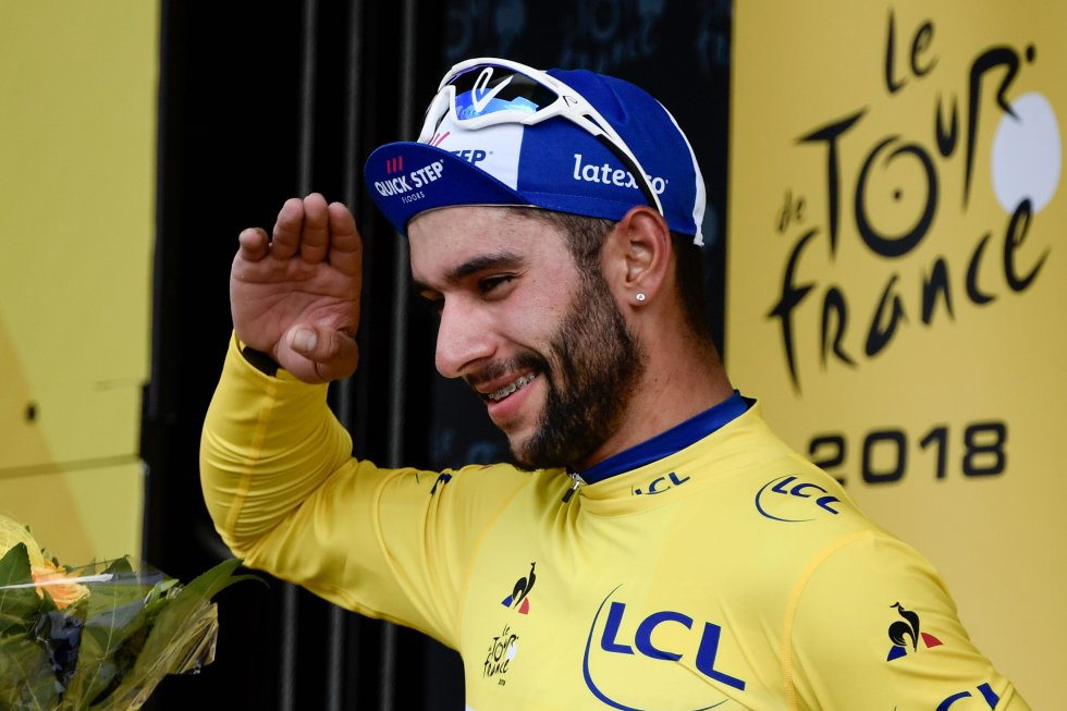 Fernando Gaviria: 2018, etapa 1