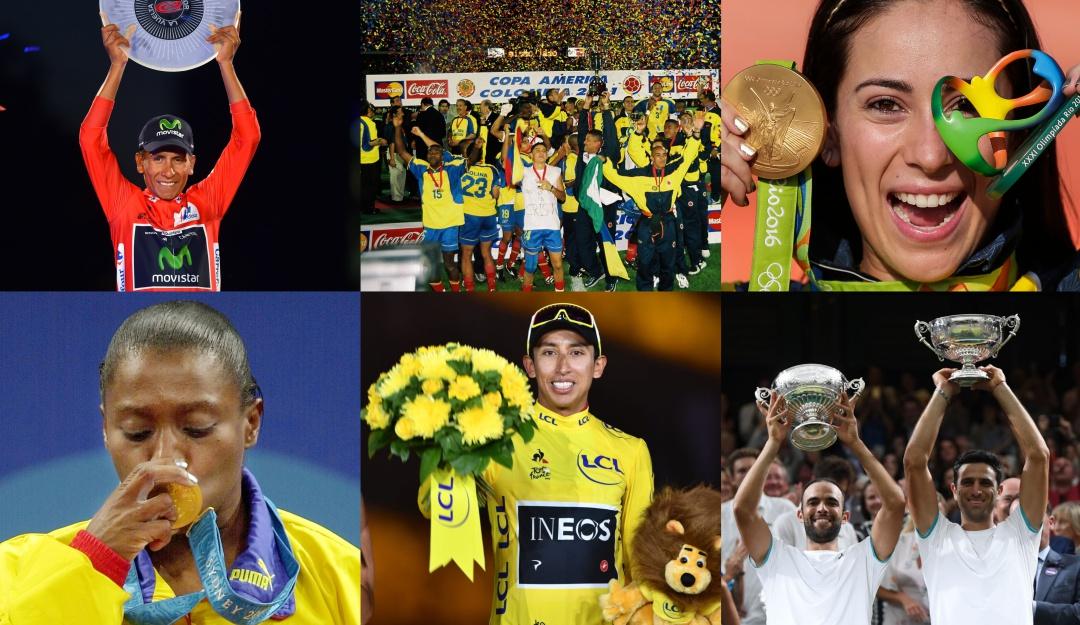 Resultado de imagen para deporte colombiano