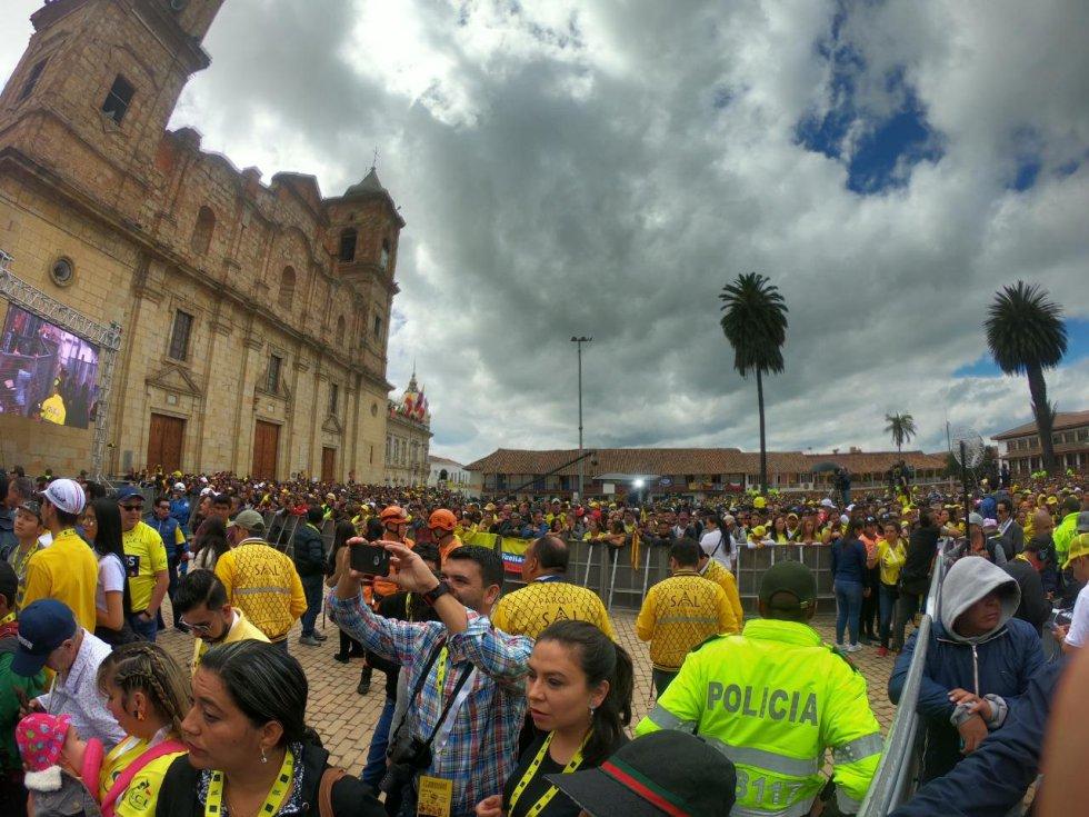 Egan Bernal Zipaquirá: Las mejores imágenes de la celebración en Zipaquirá
