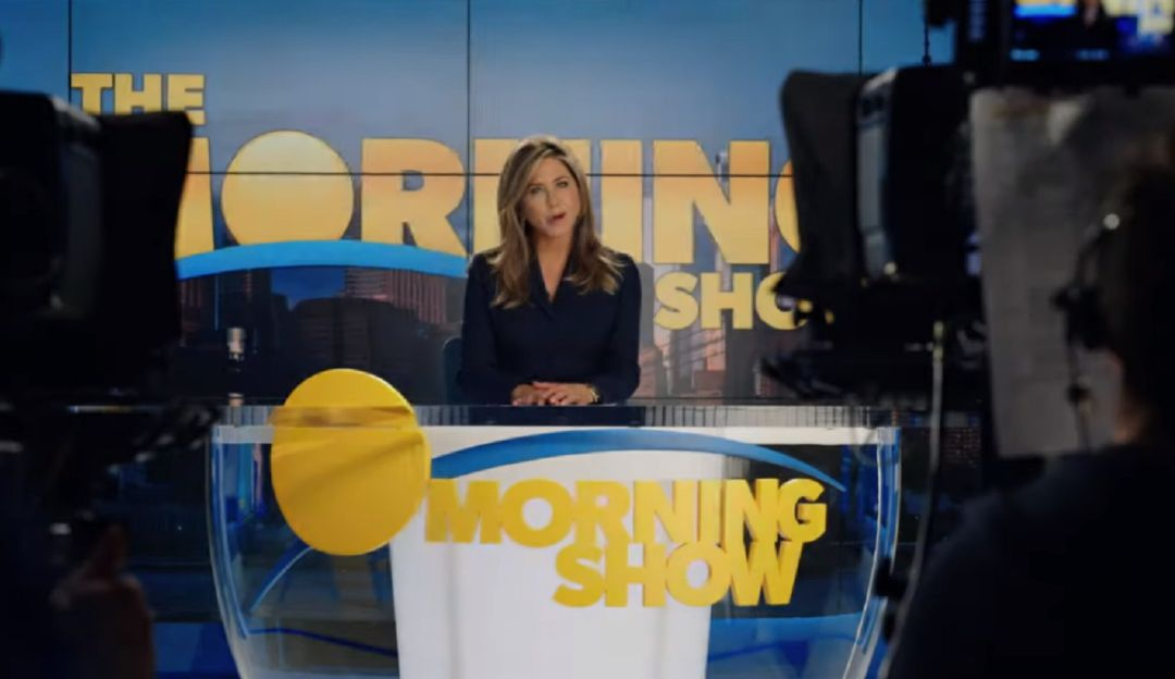 The Morning Show Apple tv: ¡Tómalo Netflix Apple invirtió