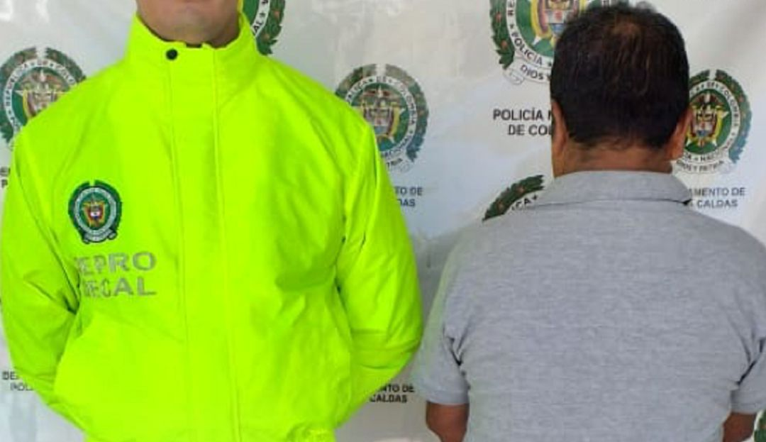 Captura por presunto abuso sexual en Riosucio, Caldas