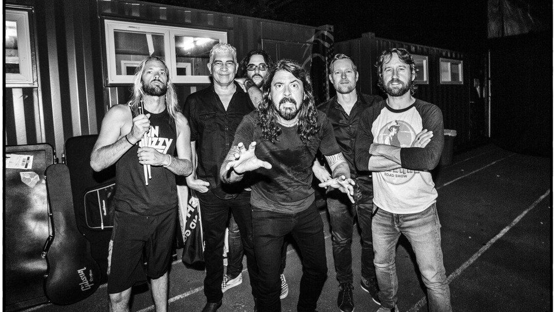 Los cinco curiosos datos de Foo Fighters