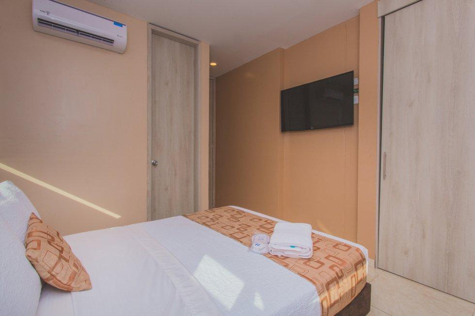 Conoce el hotel que está dando de qué hablar en Cartagena