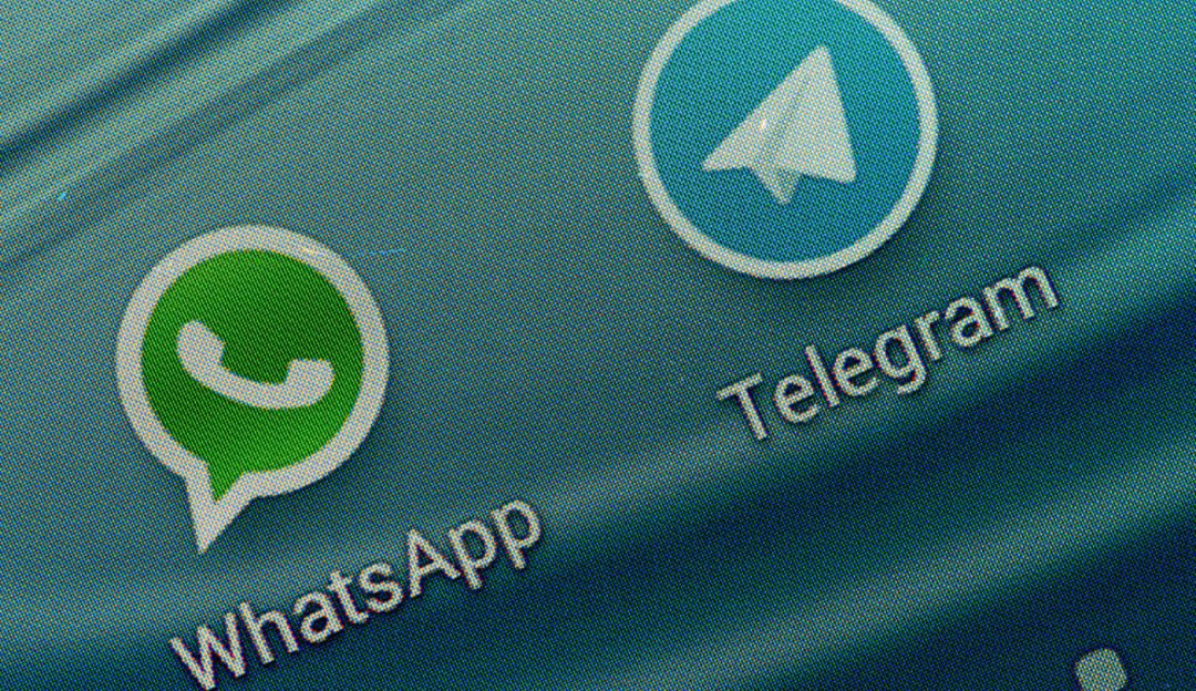 WhatsApp Vs Telegram espacio: Telegram se burla de WhatsApp en las redes sociales