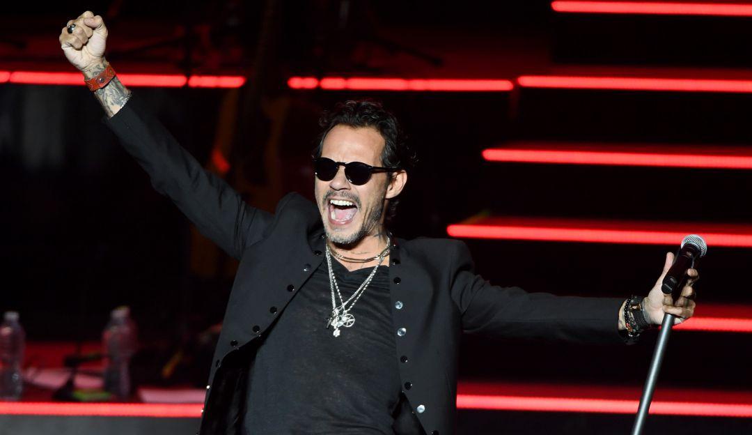 Cancion Feliz Cumpleanos Salsa.Cumpleanos Marc Anthony Marc Anthony Celebra 51 Anos De
