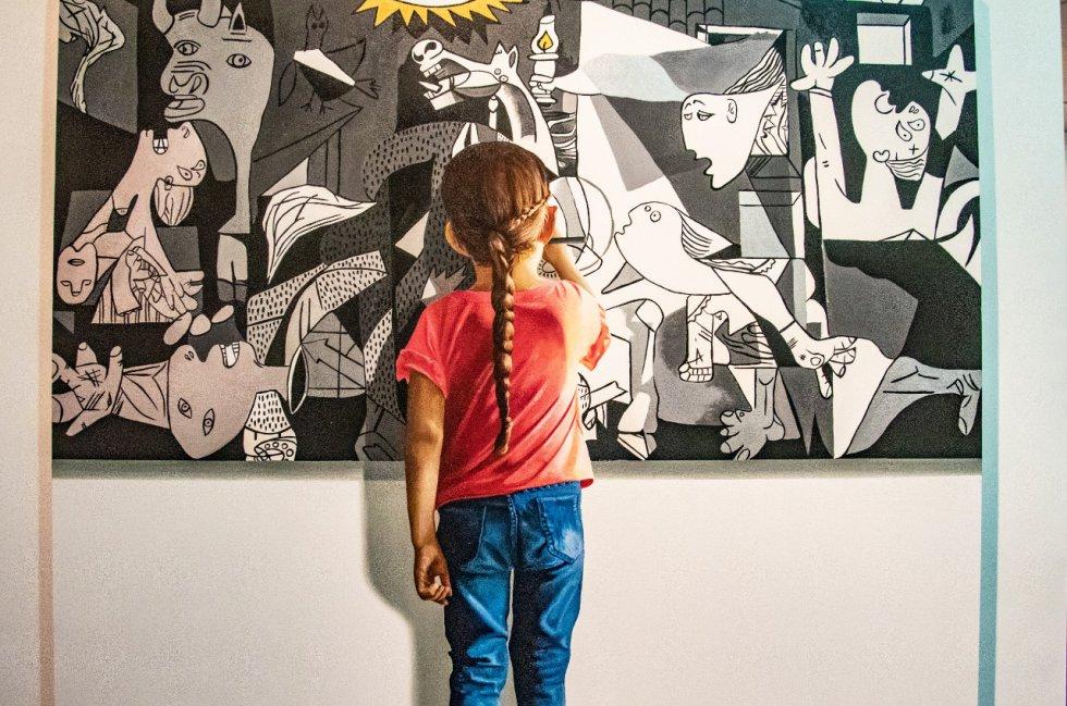 Galería: El arte en todo su esplendor en la feria Barcú de Bogotá