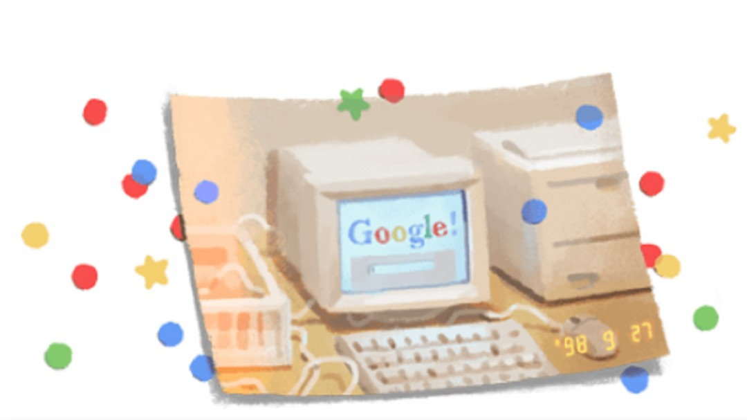 ¡Felices 21 Google!