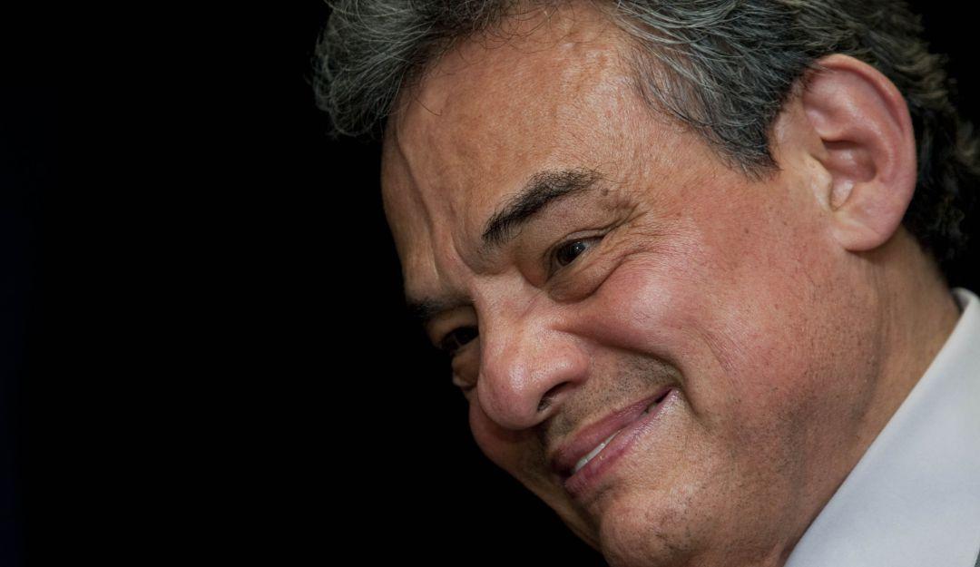 .Familiares y artistas despiden al cantante mexicano José José en Miami.
