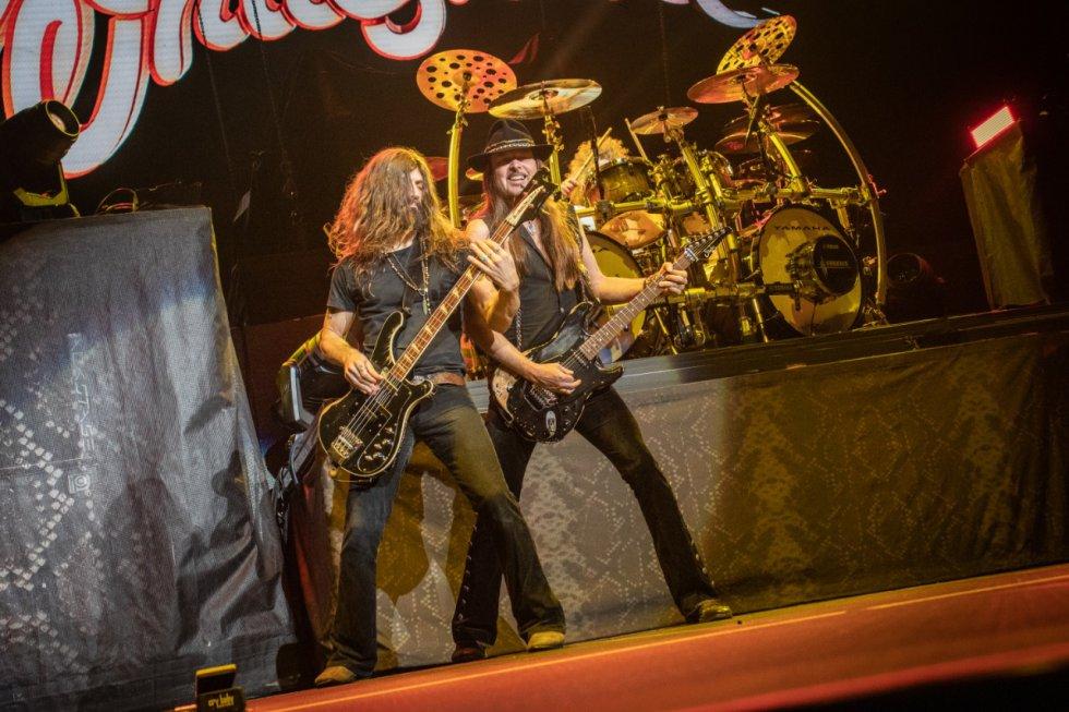 Whitesnake Scorpions Colombia: ¡El rock no ha muerto! Scorpions y Whitesnake siguen más fuertes que nunca