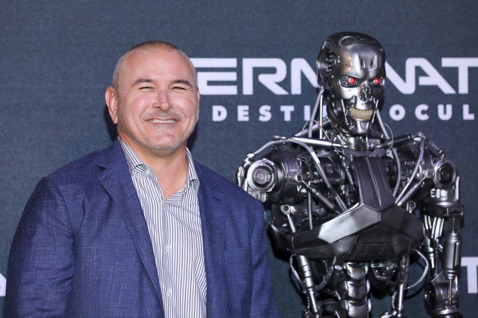 El director de la cinta Terminator: Destino Oculto Tim Miller