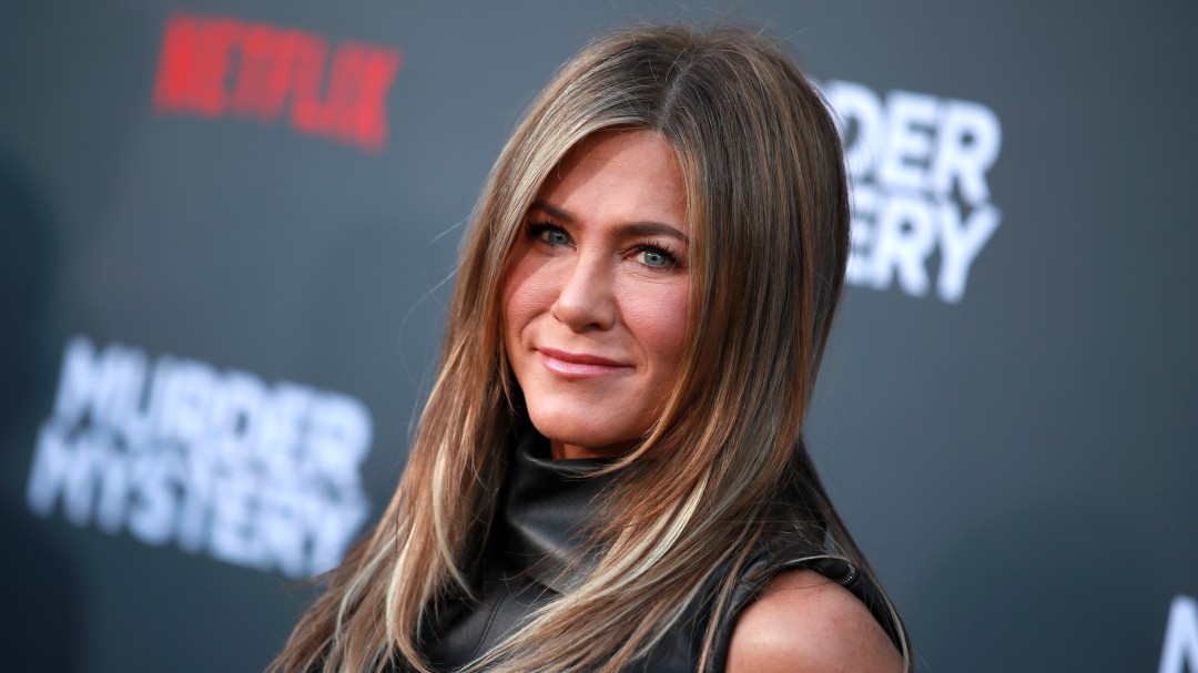 Jennifer Aniston estrenó Instagram con foto junto al elenco de 'Friends'