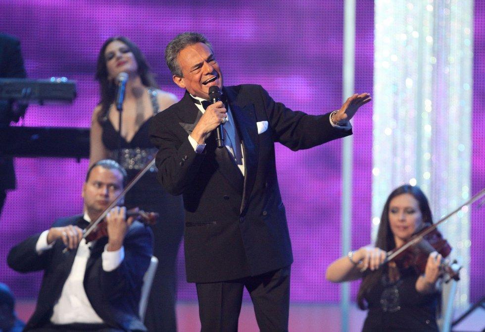 El cantante mexicano falleció el 28 de septiembre de 2019.
