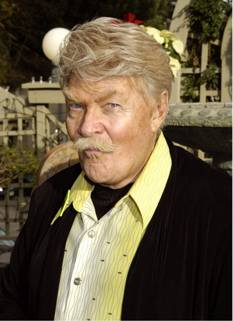 El actor y comediante estadounidense, falleció el 6 de octubre de 2019.