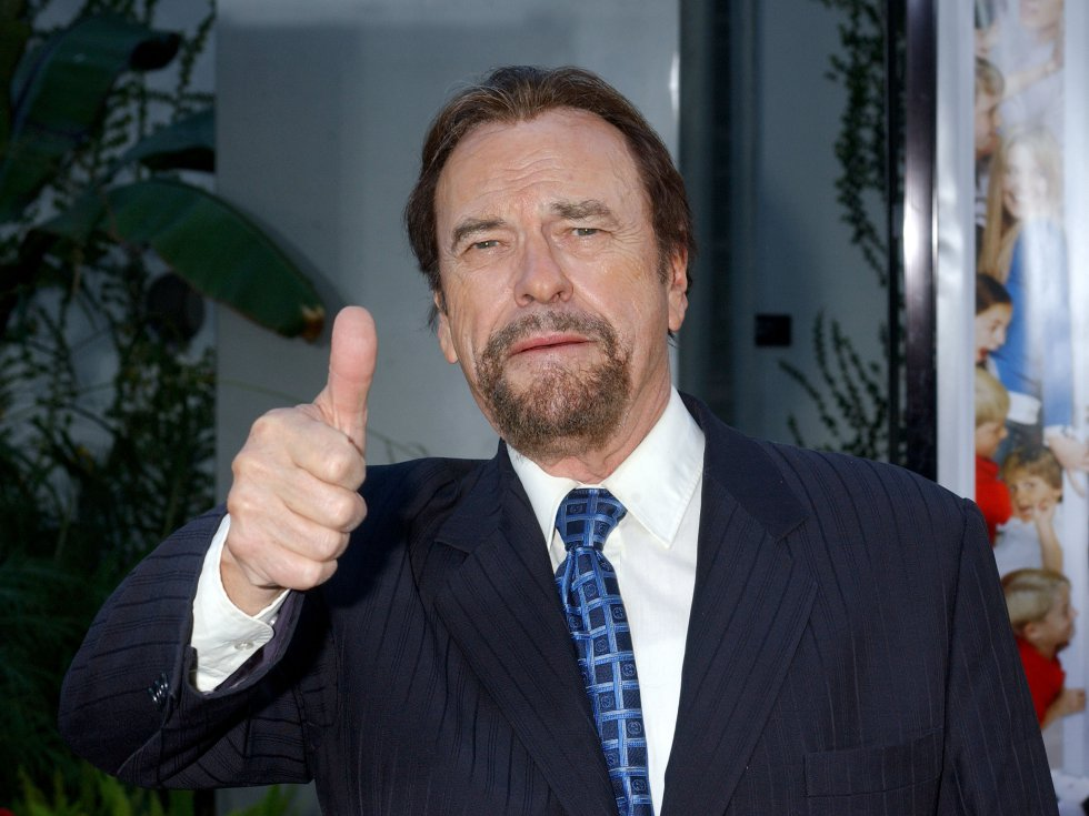 El actor estadounidense, falleció el  9 de julio de 2019.