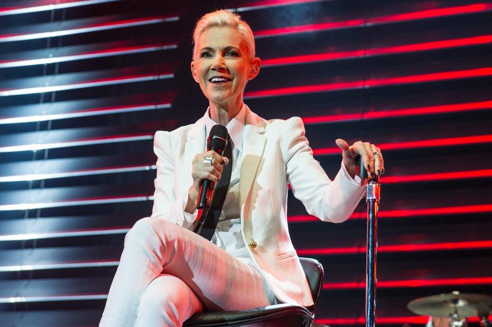 Marie Fredriksson - La vocalista del dúo sueco fallece por un tumor cerebral contra el que luchaba desde 2002.