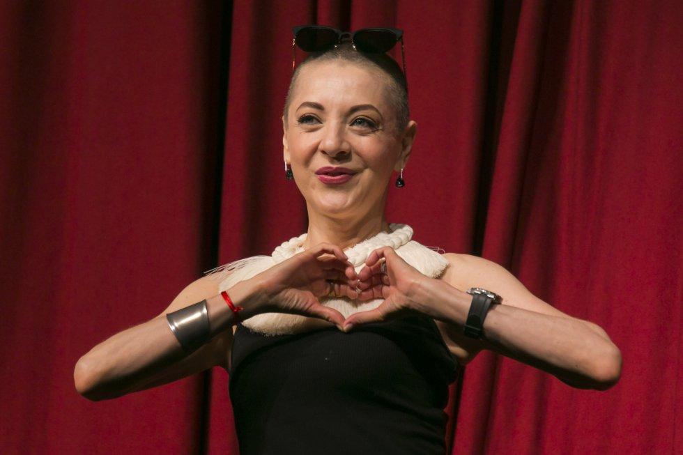 Edith González - La actriz mexicana murió víctima de un cáncer de ovarios que le fue detectado hace tres años.