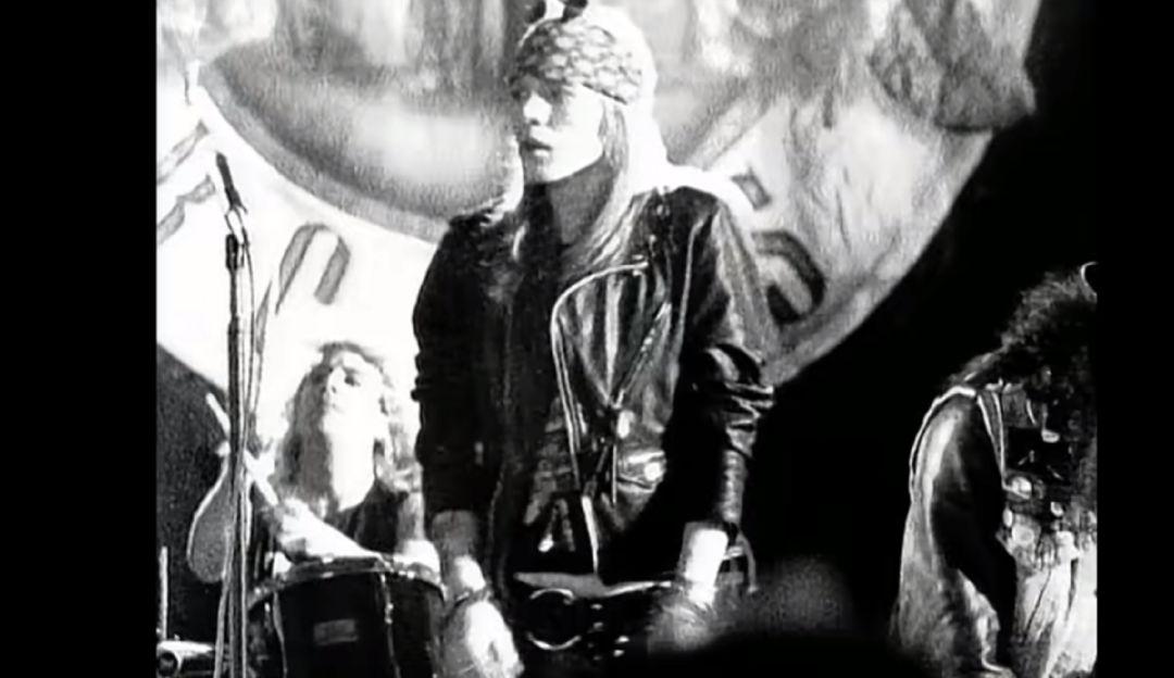 Guns N'roses Sweet Child O' Mine YouTube: Sweet Child O' Mine primer video de los 80 en llegar al billón de vistas