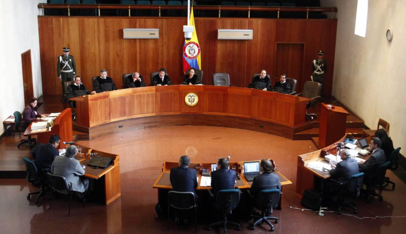 Elección de magistrados en Colombia: Corte Suprema no se puso de acuerdo  para elegir vacantes | Judicial | Caracol Radio