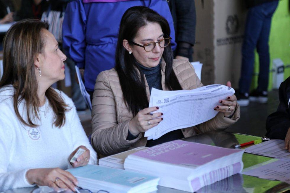 En la página de la Registraduría puede consultar la información sobre tarjetas electorales, jurados, entre otros.