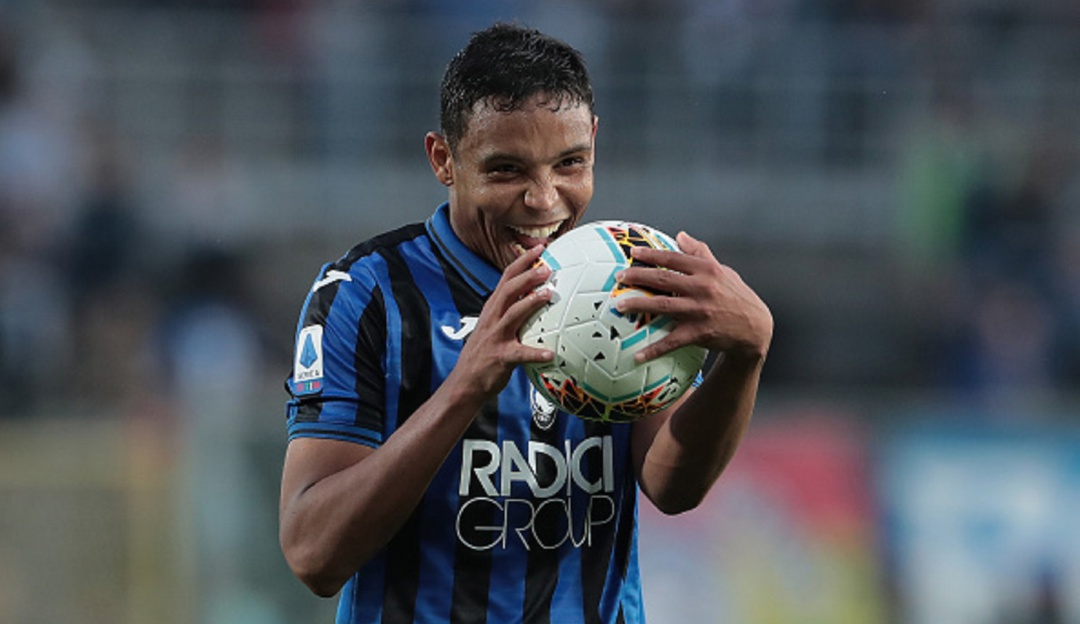 Luis Muriel triplete Atalanta vs Udinese goles: Balón para la casa: triplete de Luis Muriel en la goleada 7-1 de Atalanta