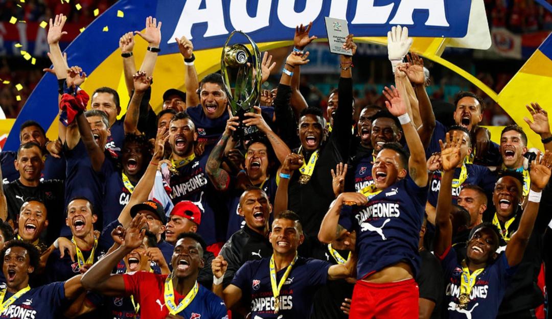 Resumen final copa Águila Medellín Cali goles campeón medellin: ¡Felicitaciones! Independiente Medellín, campeón de la Copa Águila