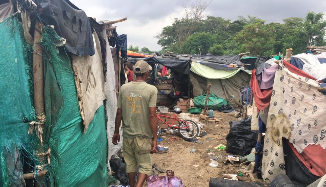 Nuevo asentamiento en Los Patios genera preocupación entre la comunidad - Caracol Radio
