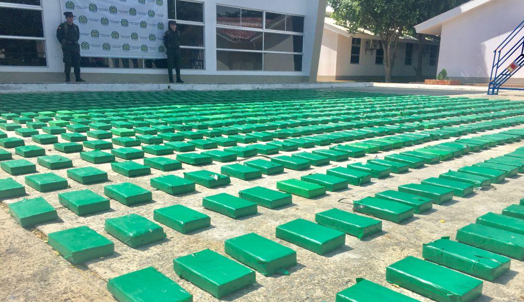 Puerto de Santa Marta: Tercero donde más se incauta cocaína en Colombia - Caracol Radio