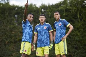 Selección Colombia camiseta visitante: Nueva piel: ya se conoció el uniforme de visitante de la Selección Colombia