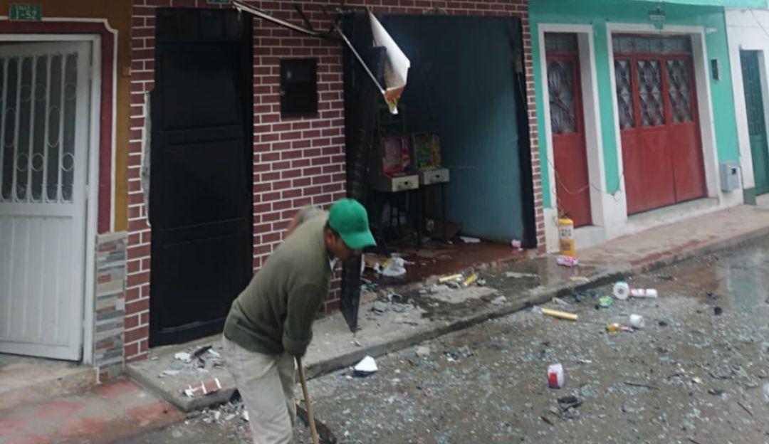 Fuerte explosión en Santa Isabel, municipio del Tolima - Caracol Radio
