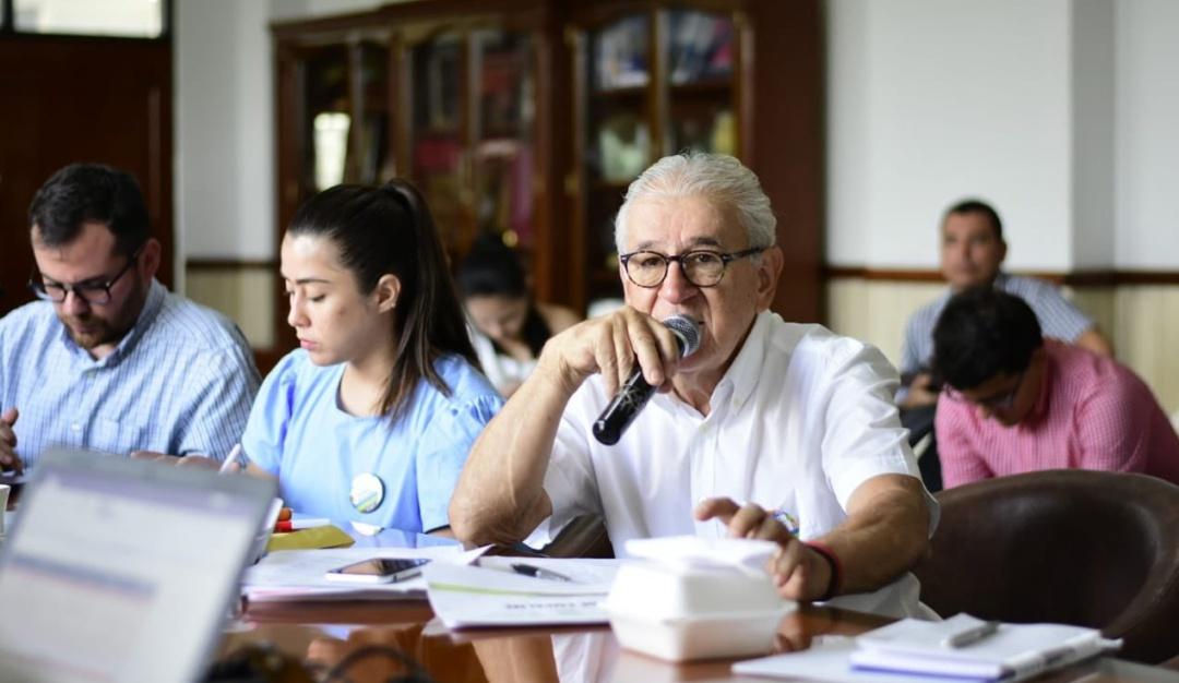 Jairo Yáñez da a conocer primer equipo de gobierno - Caracol Radio