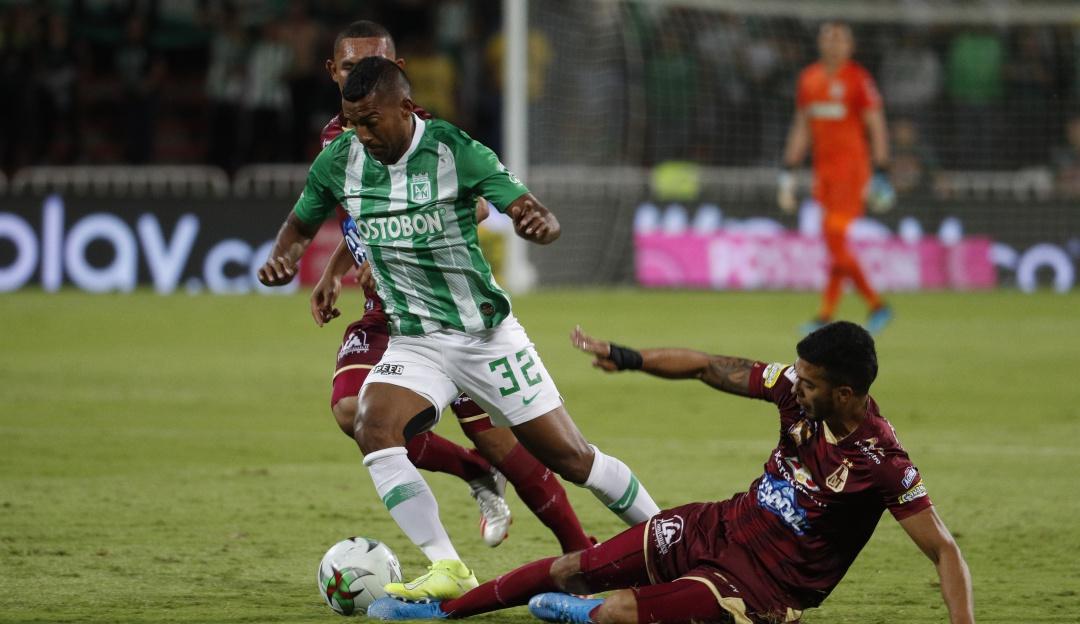 Pesadilla: Nacional cayó en su visita al Deportes Tolima - Caracol Radio