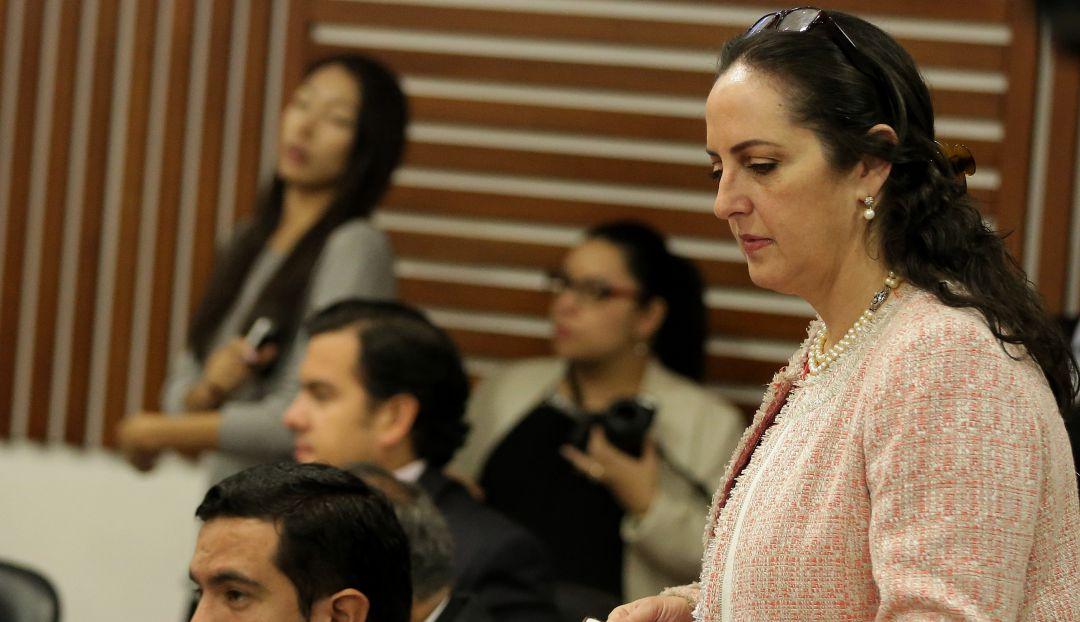 "María Fernanda Cabal sobre coronavirus: ""Nos vendieron un pánico absurdo"": María  Fernanda Cabal sobre COVID-19 | Política | Caracol Radio"