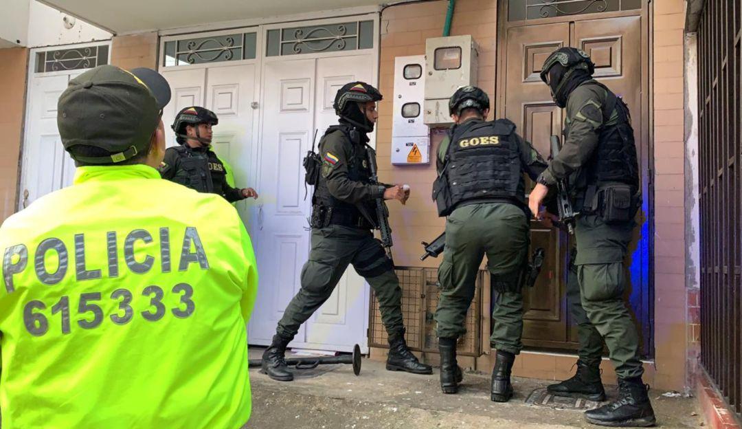 Policía busca traficantes de droga en La Cumbre - Caracol Radio