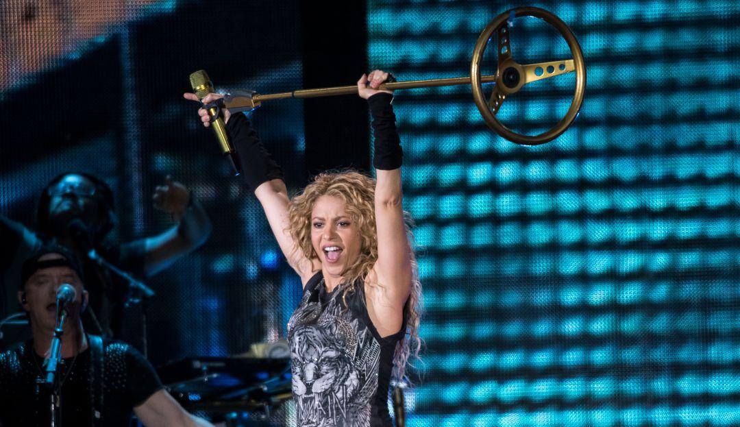¿Qué dicen en redes sobre 'Shakira en concierto: El Dorado World Tour'? - Caracol Radio