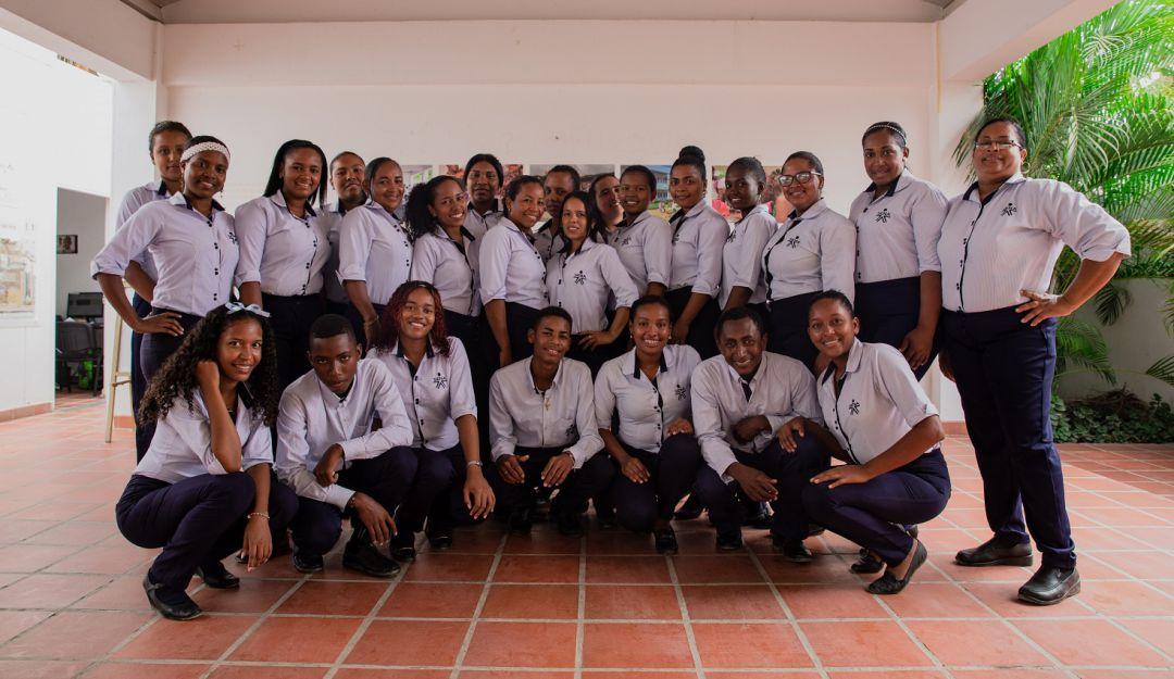 Fundación Serena del Mar y el SENA capacitan a 27 jóvenes de Cartagena - Caracol Radio