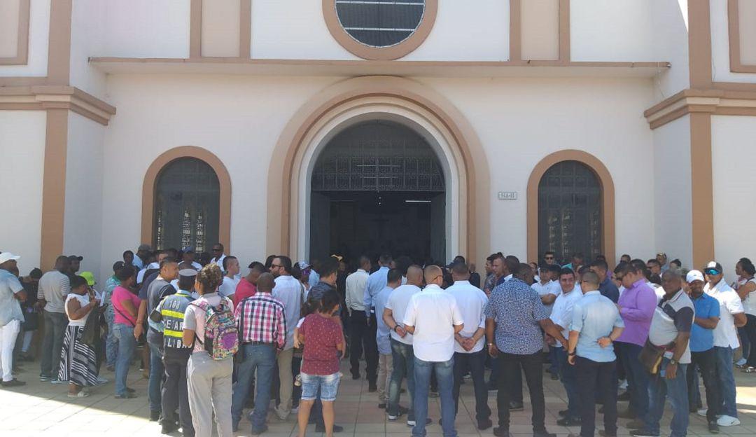 En Bello y en Apartadó se cumplieron exequias de escoltas de UNP - Caracol Radio